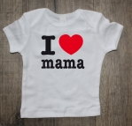 Shirtje I love mama
